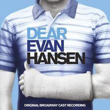 Dear Evan Hansen [Original Broadway Cast Recording] by Benj Pasek/Justin Paul (CD, Feb-2017, Atlantic (Label))