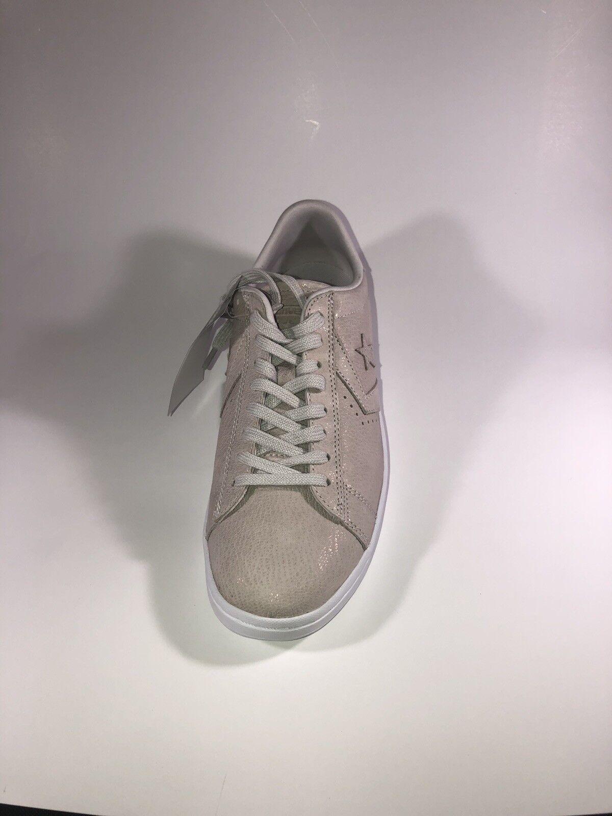 Converse Pro Leather LP OX Pale Putty White 559852C 559852C 559852C US Women Size 8.5 52ab45