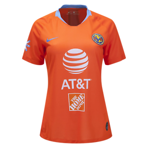 Nike Club America Women S Third Jersey Clausura 2019 Ebay