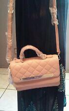 DKNY Blush Pink Ballet GANSEVOORT QUILTED NAPA Shoulder BAG R4415703 NWT