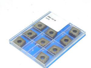 10-NEW-VALENITE-CARBIDE-INSERTS-CNMG-432-HF-GRADE-SV415