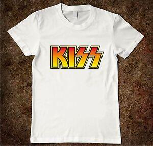 4093a8cb8 Caricamento dell immagine in corso T-shirt-bambino -Kiss-Maglietta-hard-rock-per-