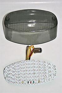 feu arriere fum led clignotant int gr tail light yamaha vmax v max v max 1200 ebay. Black Bedroom Furniture Sets. Home Design Ideas