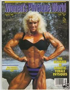 Brilliant idea muscle magazine women nude