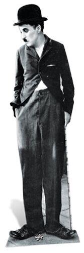Charlie Chaplin Hollywood Celebrity Cardboard Cutout Party Fun Figure 177cm Tall