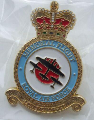 ROYAL AIR FORCE MEMORIAL FLIGHT PIN BADGE RAF New in Celophane