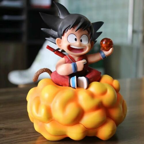 New 18CM Dragon Ball Z The young Son Goku Pvc Action figure Toy Gift No Box