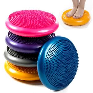 Disco A Cuscino D Aria.Saldo Yoga Board Disco Palestra Stabilita Cuscino D Aria Wobble