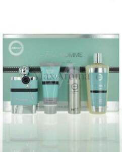 bff6908176f Blue Homme By Armaf For Men 4 Pieces Gift Set 6085010091617