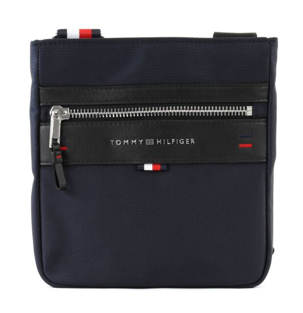 a69a15cdc1ec5 Tommy Hilfiger Elevated Mini Crossover Bag Navy for sale online