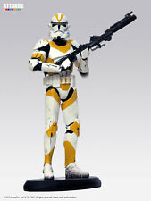 Star Wars Elite 212th Attack Battalion Utapau Clone Trooper Statue Attakus