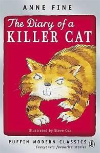 The-Diary-of-a-Killer-Cat-Puffin-Modern-Classics-Fine-Anne-Very-Good-Book