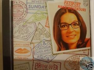 NANA-MOUSKOURI-CD-PASSPORT-WEST-GERMANY