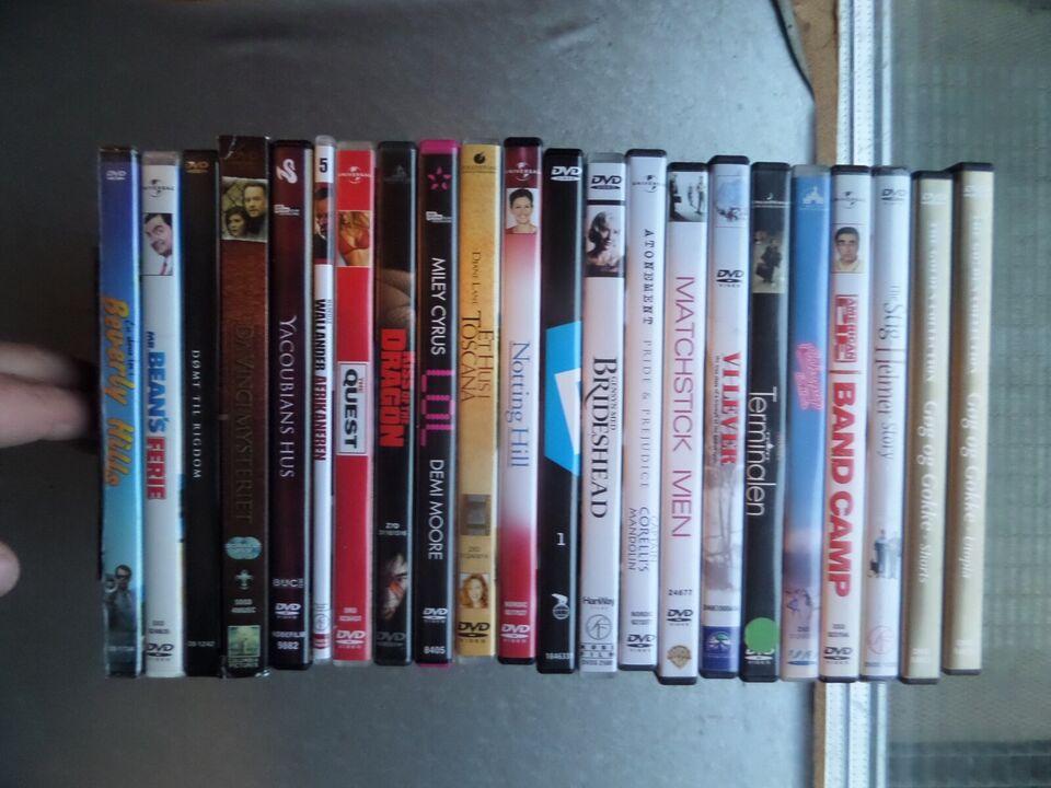 UDENLANDSKE FILM, DVD, komedie