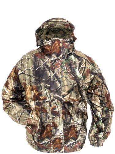 Cabela/'s Men/'s Waterproof Realtree MAX-1 3XL Hooded Windproof  Hunting Jacket