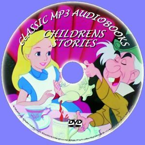 OVER-80-CLASSIC-CHILDREN-STORIES-JUNGLE-BOOK-PETER-PAN-MP3-AUDIOBOOKS-PC-DVD-NEW