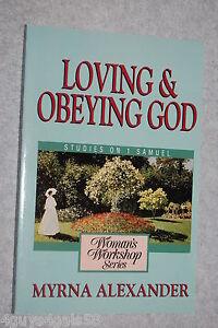 Love-and-Obey-God-by-Myrna-Alexander-1982-Paperback