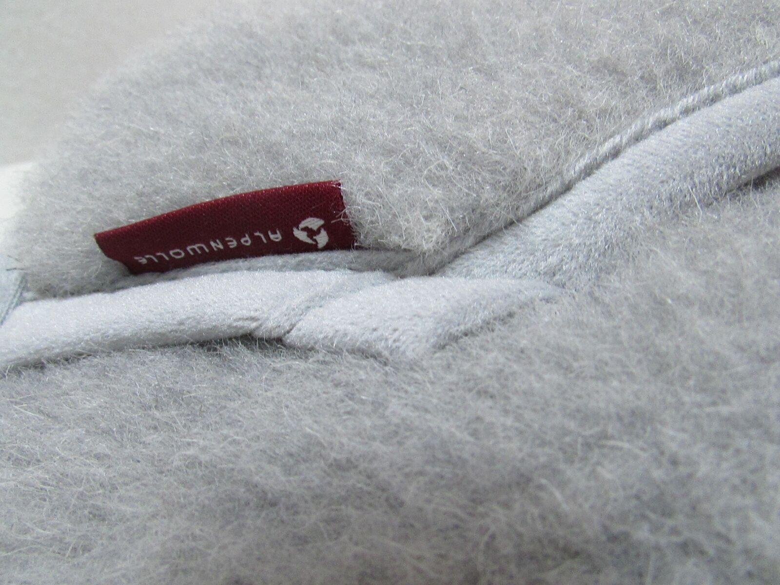 Wollweste, Damenweste, Herrenweste, Arbeitsweste, silber-grau silber-grau silber-grau Reißverschluss | Sale Deutschland  | Verbraucher zuerst  | Qualität und Quantität garantiert  1f8462