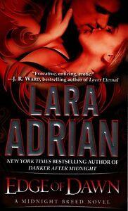 Lara-Adrian-Edge-Of-Dawn-Midnight-Breed-Paranormal-Romance-Pbk-NEW