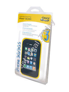 OEM-OTTERBOX-DEFENDER-RUGGED-CASE-amp-HOLSTER-CLIP-FOR-APPLE-iPHONE-3GS-3G-S-BLACK