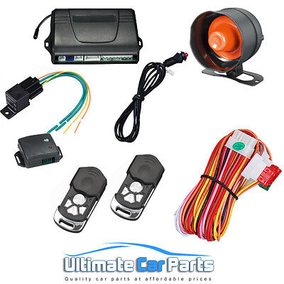 Remote Car Alarm And Immobiliser Anti Hijack,Boot Release Latest Model 288f3