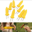 10Pcs-Jumbo-Corn-on-the-Cob-Holders-Fork-ngs-Corn-Server-BBQ-Skewer miniature 2