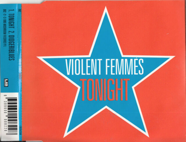 VIOLENT FEMMES Tonight CD Single