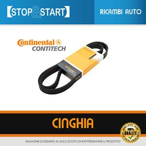 Cinghia-Servizi-CONTITECH-5PK1145-FIAT-500-312-1-2-69CV-51KW-DAL-10-2007