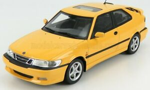 DNA COLLECTIBLES 1/18 SAAB   9-3 VIGGEN COUPE 2000   YELLOW
