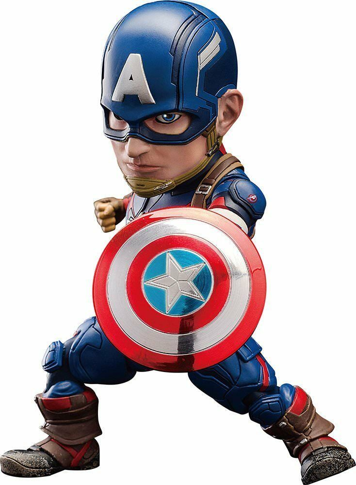 Marvel Avengers Age Of Ultron Egg Attack Action Captain America Action Figure