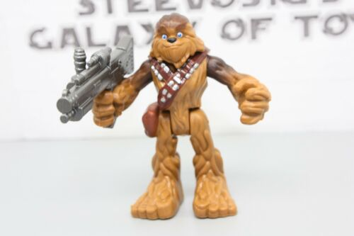 Playskool Star Wars Galactic Heroes Solo Smugglers Scoundrels Chewbacca Chewy