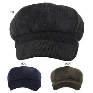 Homme-Femme-Beret-Chapeau-Casquette-Bonnet-Unisexe-Cap-Beanie-Hiver-Reglable-NF