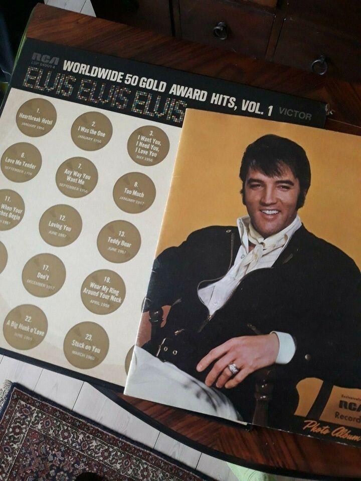 LP, Elvis