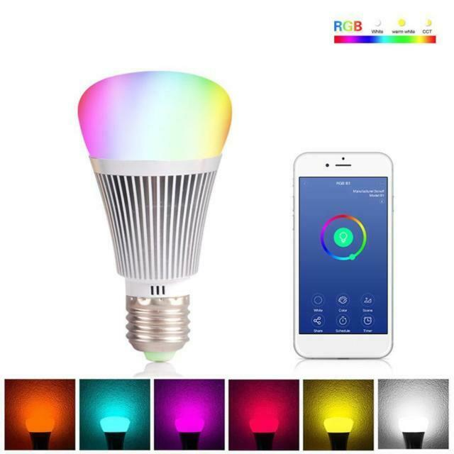 Studio Art Light Speciality Hobby and Craft Lighting LED Light Bulb with Remote Control
