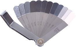 Laser-2483-Feeler-Gauge-Imperial-Metric-12-Blades-Offset