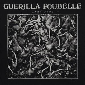 GUERILLA-POUBELLE-AMOR-FATI-DIY-PUNK-ROCK-LABEL-LP-VINYLE-NEUF-NEW-VINYL