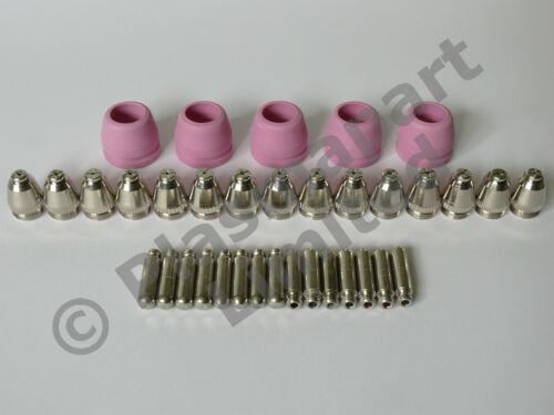 40 50 60 PP2478 Plasma Schneider Verbrauchsmaterialien WSD 60P Schneide
