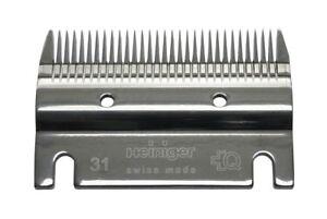 Goebel-70169-Heiniger-Schermesser-31-23-fuer-Pferde-703-550-Ersatzschermesser