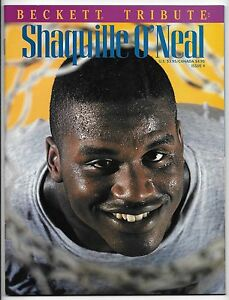 Shaquille-O-039-Neal-Beckett-Tribute-Magazine-Issue-4