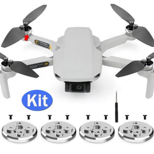 satz Staubdichte Motorabdeckung Schutzgitter für DJI Mavic Mini Drohne 4 teile