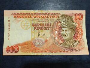 RM10-Jaafar-VM8-First-Prefix-EF-Printer-BA-Banknote