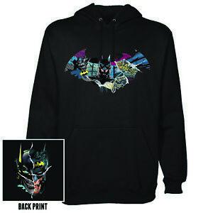 Official-Batman-Gotham-City-Face-Hoodie-Pullover-Sweatshirt-DC-Comics