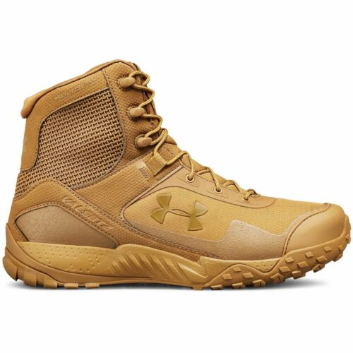 Under Armour Men/'s UA VALSETZ RTS 1.5 Boots 3021034-200 Coyote Brown ALL SIZES