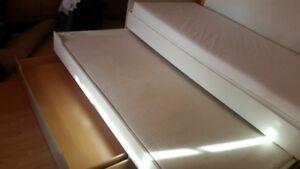 Bettgestell Einzelbett 90 X 200 Ikea Bett Mit Lattenrost Und