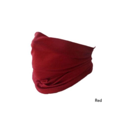 Outdoor Sport Neck Warmer Scarf Neckerchief Headscarf Cycling Kerchief Face Mask