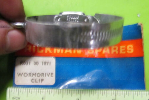 Rickman NOS Zundapp 125 MX /& Six Day Fender Clamp w// Eyelet p//n R031 00 1871