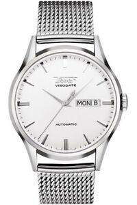 TISSOT Watch Heritage Visodate Automatic T019.430.11.031.00 Authorised Retailer