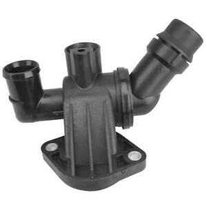 Thermostat-W-Housing-Coolant-Flange-for-Audi-A4-A6-8EC-8ED-B7-2-0T-06D121111G