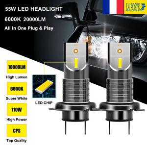 110W-20000LM-voiture-LED-Lampe-phare-H7-ampoule-Lumiere-KIT-xenon-blanc-6000K