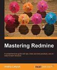 Mastering Redmine by Andriy Lesyuk (Paperback, 2013)